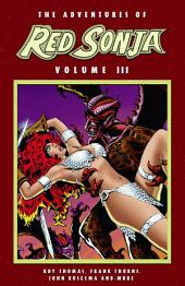 Adventures of Red Sonja Vol. 3