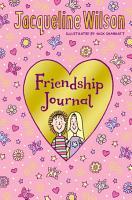 Jacqueline Wilson Friendship Journal PDF
