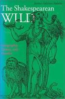 The Shakespearean Wild PDF