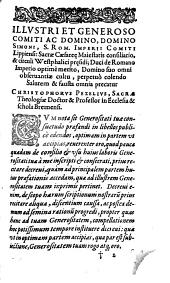 Mellificium historicum: Complectens Historiam trium Monarchiarum: Chaldaicae sive Assyriacae, Persicae, Graecae, Volume 1