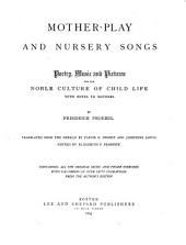 Mother-play and Nursery Songs