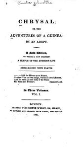 Chrysal, or, The adventures of a guinea: Volume 1