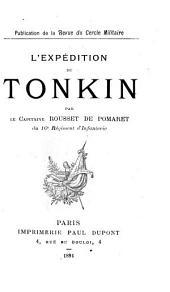L'expédition du Tonkin