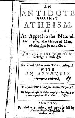 An Antidote Against Atheism