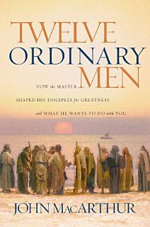 Twelve Ordinary Men Book