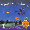 Room on the Broom  a Push  Pull and Slide Book