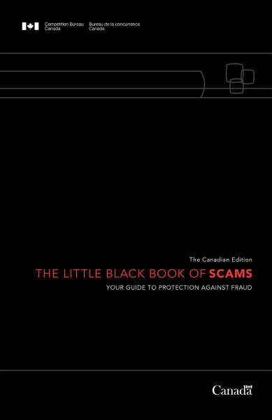 Download The Little Black Book of Scams Book