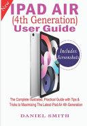 IPad Air  4th Generation  User Guide