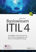 Basiswissen ITIL 4 PDF