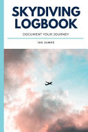 Skydiving Logbook Document Your Journey