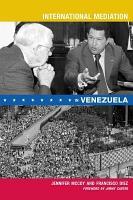 International Mediation in Venezuela PDF