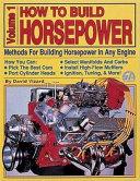 How to Build Horsepower PDF