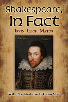 Shakespeare  In Fact PDF