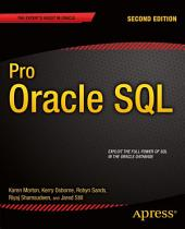 Pro Oracle SQL: Edition 2