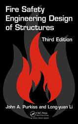 Fire Safety Engineering Design Of Structures Third Edition Book PDF