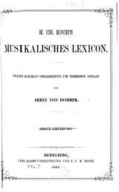 Musikalisches Lexicon