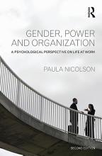Gender  Power and Organization PDF