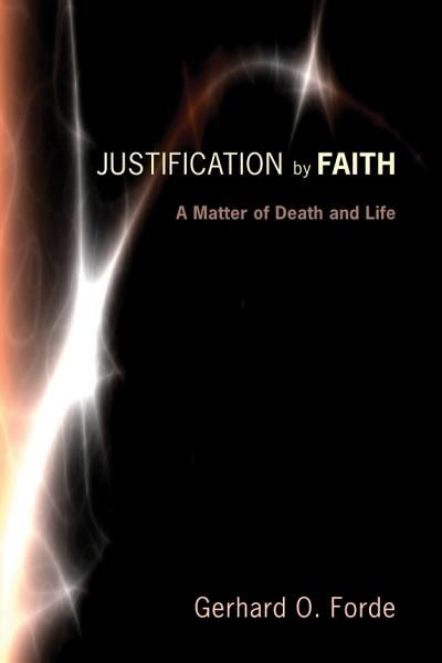 Download Justification by Faith Book