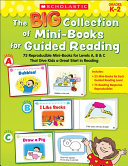 The Big Collection of Mini books for Guided Reading Book
