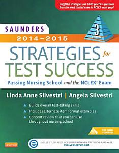 Saunders 2014 2015 Strategies for Test Success   E Book Book