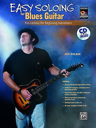 Easy Soloing for Blues Guitar PDF