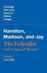 The Federalist Book PDF