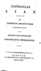 Sophoclis Tragoediae