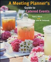 A Meeting Planner s Guide to Catered Events PDF