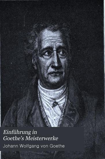 Einf  hrung in Goethe s Meisterwerke PDF