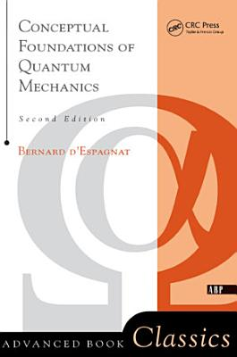 Conceptual Foundations Of Quantum Mechanics PDF