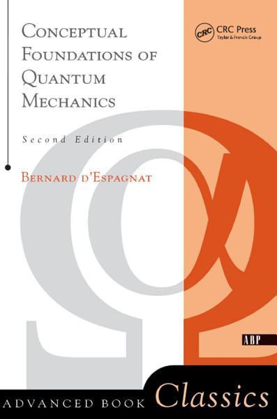Conceptual Foundations Of Quantum Mechanics PDF