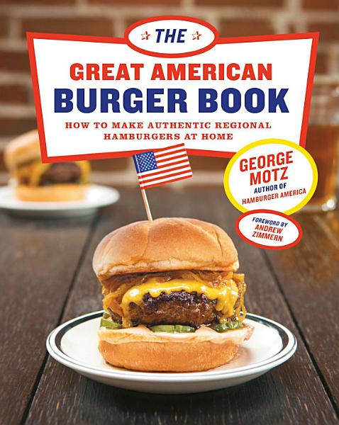 Download The Great American Burger Book Book