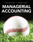 Managerial Accounting  3rd Edition PDF