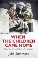 When the Children Came Home PDF