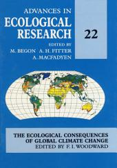 Advances in Ecological Research: The Ecological Consequences of Global Climate Change