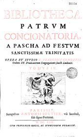 Bibliotheca Patrum concionnatoria