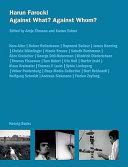 Harun Farocki  Against What  Against Whom  PDF