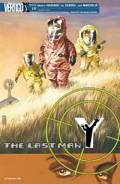 Y: The Last Man (2002-) #12