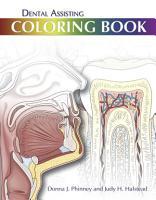 Dental Assisting Coloring Book PDF