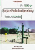 Design of Oil handling Systems and Facilities PDF