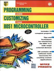 Prog   Cstmzng 8051 Microcontr PDF