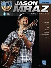 Jason Mraz Guitar Play-Along: Volume 178