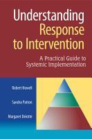 Understanding Response to Intervention PDF