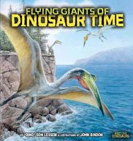 Flying Giants of Dinosaur Time PDF