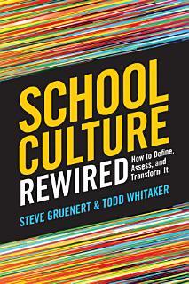 School Culture Rewired Book