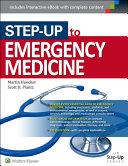 Step Up to Emergency Medicine Book