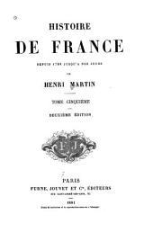Histoire de France depuis 1789 jusqu'à nos jours: Volume5