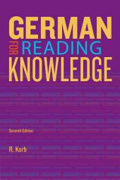 German for Reading Knowledge: Edition 7