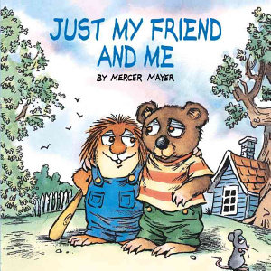 Just My Friend and Me Book
