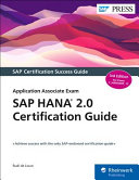 SAP HANA 2 0 Certification Guide PDF